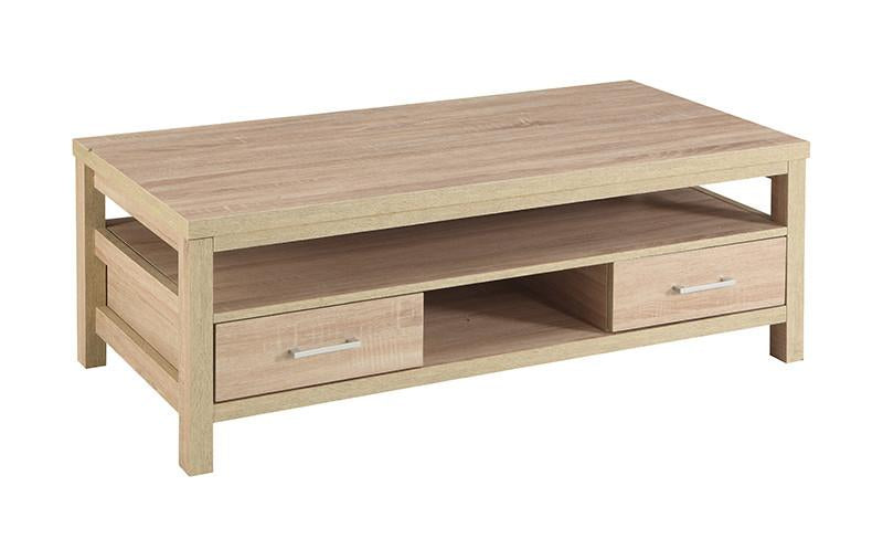 Linon 84027ASP-01-KD-U Aspen Coffee Table from Linon