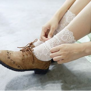 Lace Socks from Lipshore