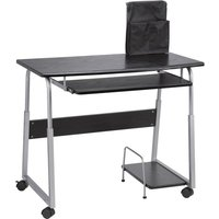 Lorell Mobile Computer Desk from Lorell