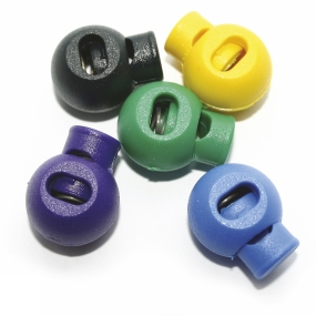 Coloured Cord Locks (Pack of 5) from Lowe Alpine