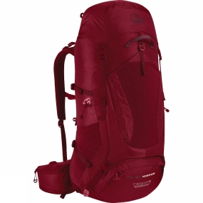 Womens Manaslu ND55:65 Rucksack from Lowe Alpine
