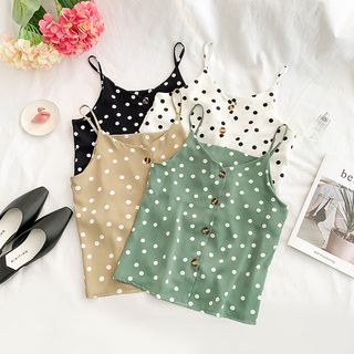 Dotted Camisole from Lucuna