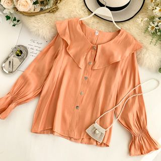 Plain Blouse from Lucuna