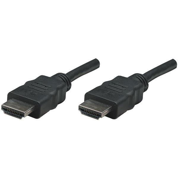 MANHATTAN 308434 High-Speed HDMI Cable, 50ft from MANHATTAN