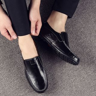 Leather Loafers from MARTUCCI