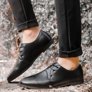 Pointed Oxfords from MARTUCCI