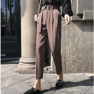 Cropped Dress Pants from MAVIS