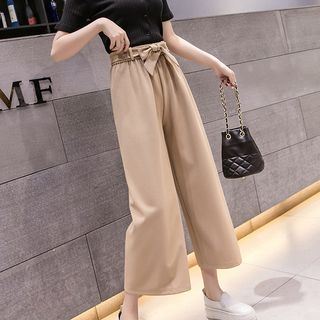 Cropped Wide-Leg Pants from MAVIS