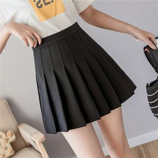 Pleated Mini Skirt from MAVIS
