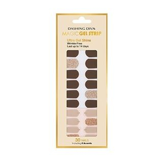 MISSHA - Dashing Diva Magic Gel Strip #Round Table 1set from MISSHA