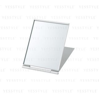 MUJI - Foldable Aluminium Portable Mirror 1 pc from MUJI