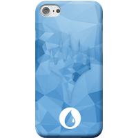 Magic The Gathering Blue Mana Phone Case for iPhone and Android - iPhone 5C - Tough Case - Gloss from Magic The Gathering
