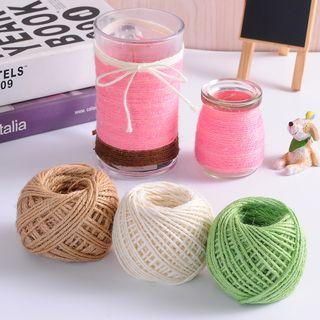 Decorative Twine from Maltose
