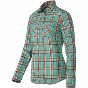 Womens Ascona Long Sleeve Shirt from Mammut