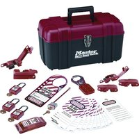 Master Lock Electrical Lockout Kit from Master Lock