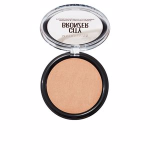 CITY BRONZER bronzer & contour powder #250-medium warm from Maybelline