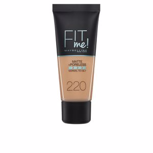 FIT ME MATTE+PORELESS foundation #220-naturel from Maybelline