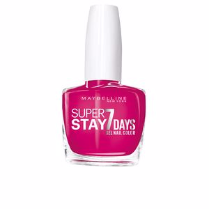 SUPERSTAY nail gel color #180-rose fuchsia from Maybelline