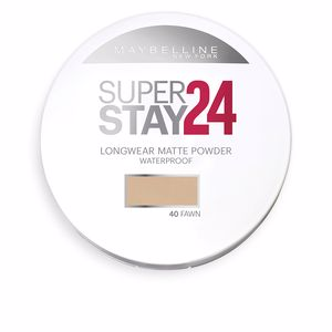 SUPERSTAY powder waterproof #040-fawn from Maybelline