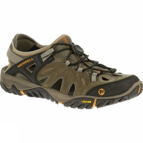 Mens All Out Blaze Sieve Shoe from Merrell