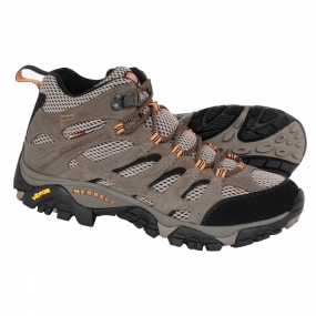Mens Moab Mid GTX Boot from Merrell