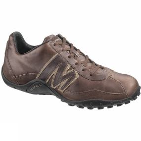 Mens Sprint Blast Leather Shoe from Merrell