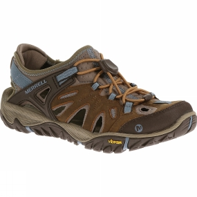 Womens All Out Blaze Sieve Shoe from Merrell