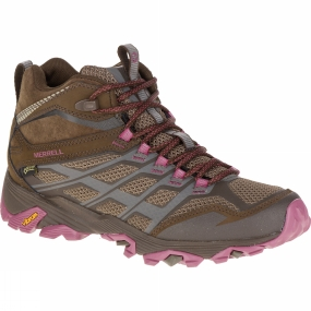 Womens Moab FST Mid Gore-Tex Boot from Merrell