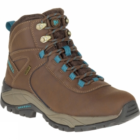 Womens Vego Mid Leather Waterproof Boot from Merrell
