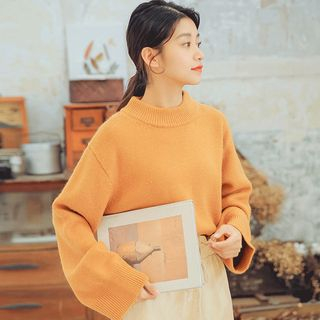 Mock Neck Sweater from Miahynn