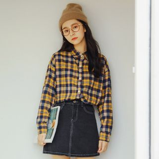 Plaid Shirt from Miahynn