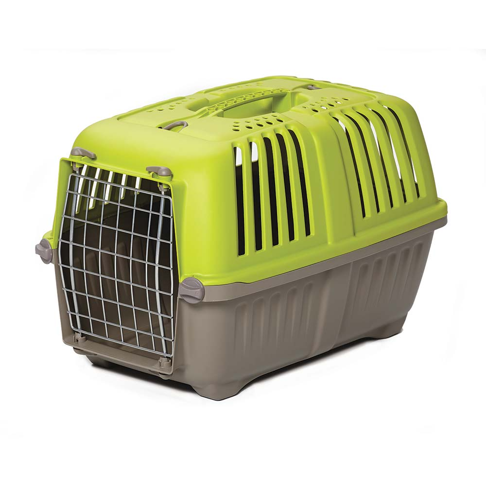 Midwest 1419SPG Spree Plastic Pet Carrier from Midwest