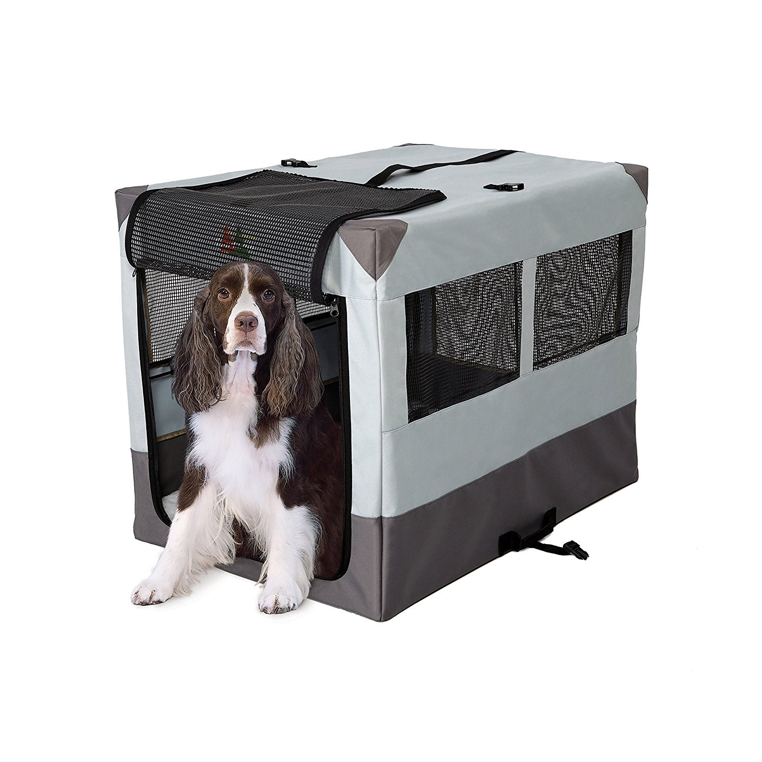 Midwest 1736SP Canine Camper Sportable Crate from Midwest