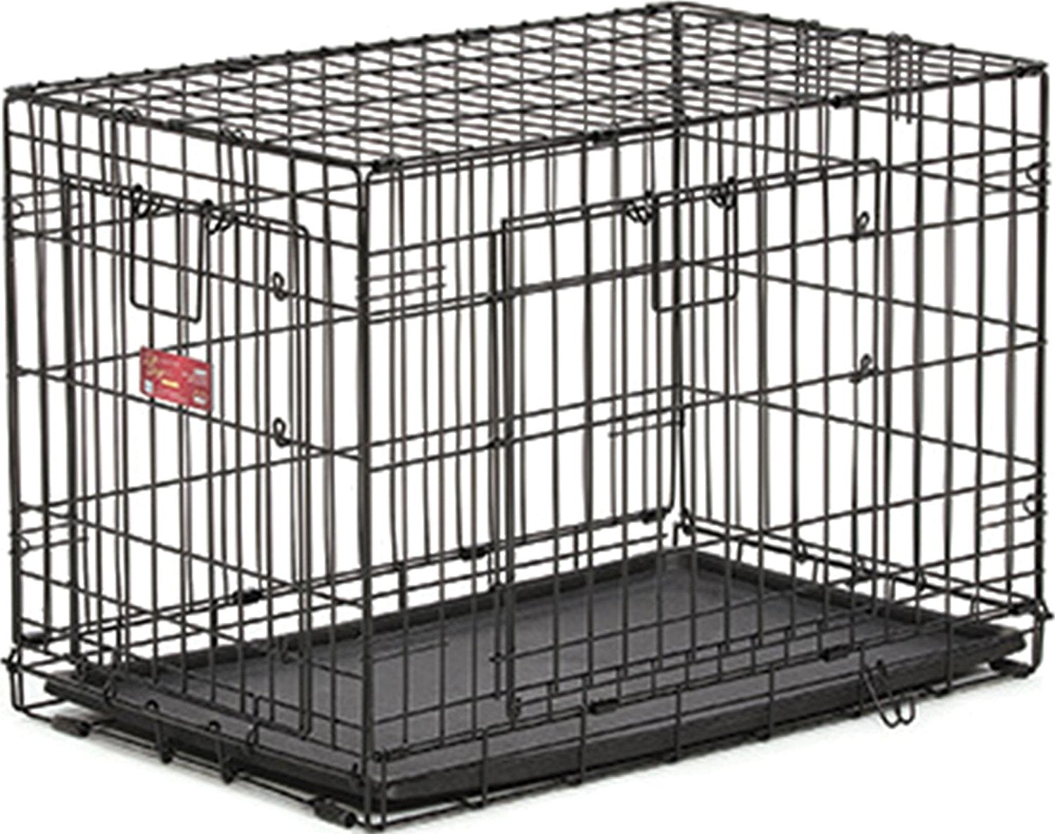 Midwest ACE-422DD Life Stage A.C.E. Double Door Dog Crate from Midwest