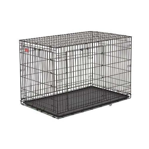 Midwest ACE-448DD Life Stage A.C.E. Double Door Dog Crate from Midwest