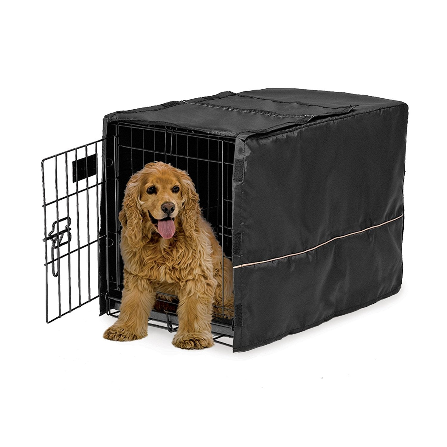 Midwest CVR-30 Quiet Time Pet Crate Cover from Midwest