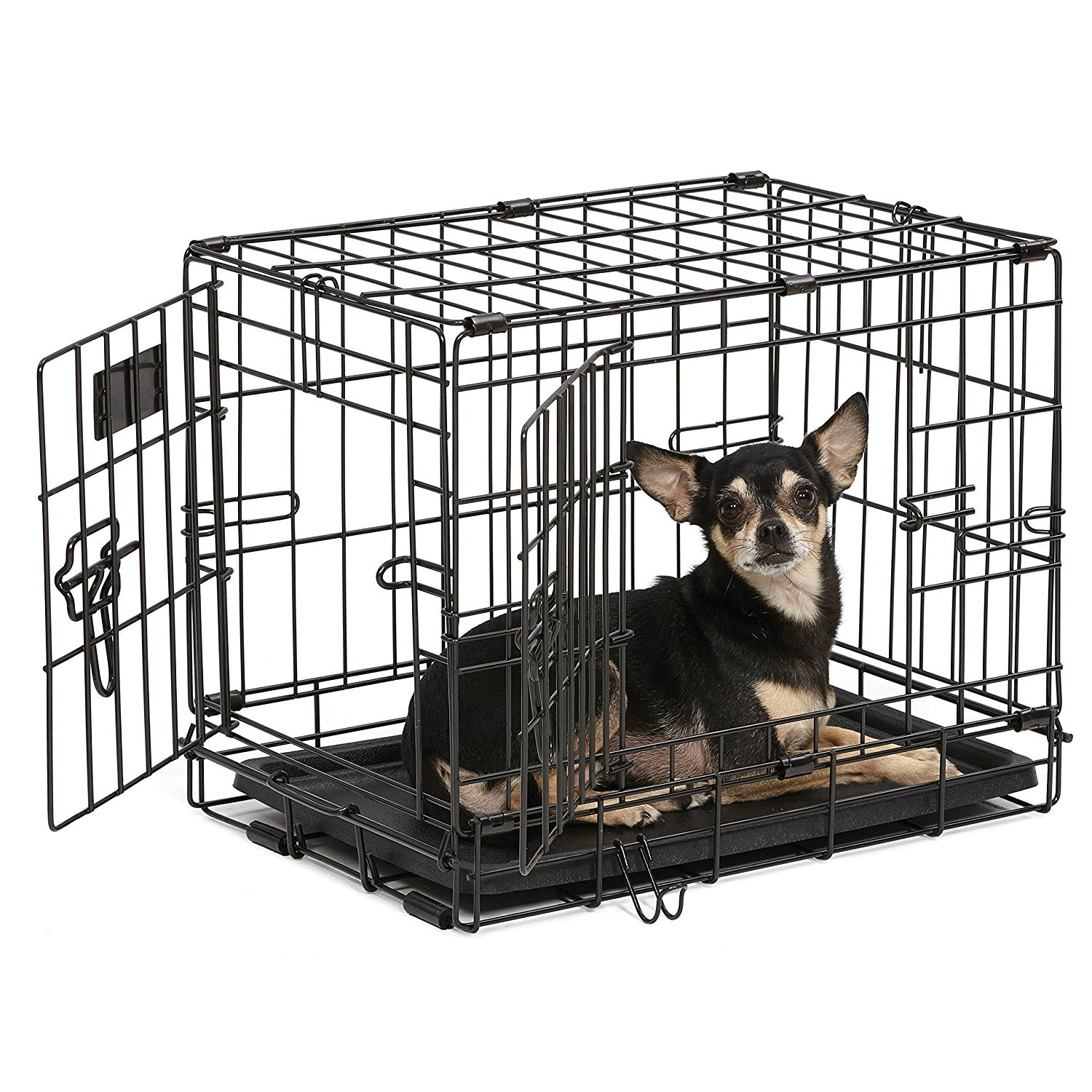 Midwest I-1518DD Dog Double Door i-Crate from Midwest