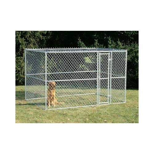 Midwest K91066 Chain Link Portable Dog Kennel from Midwest