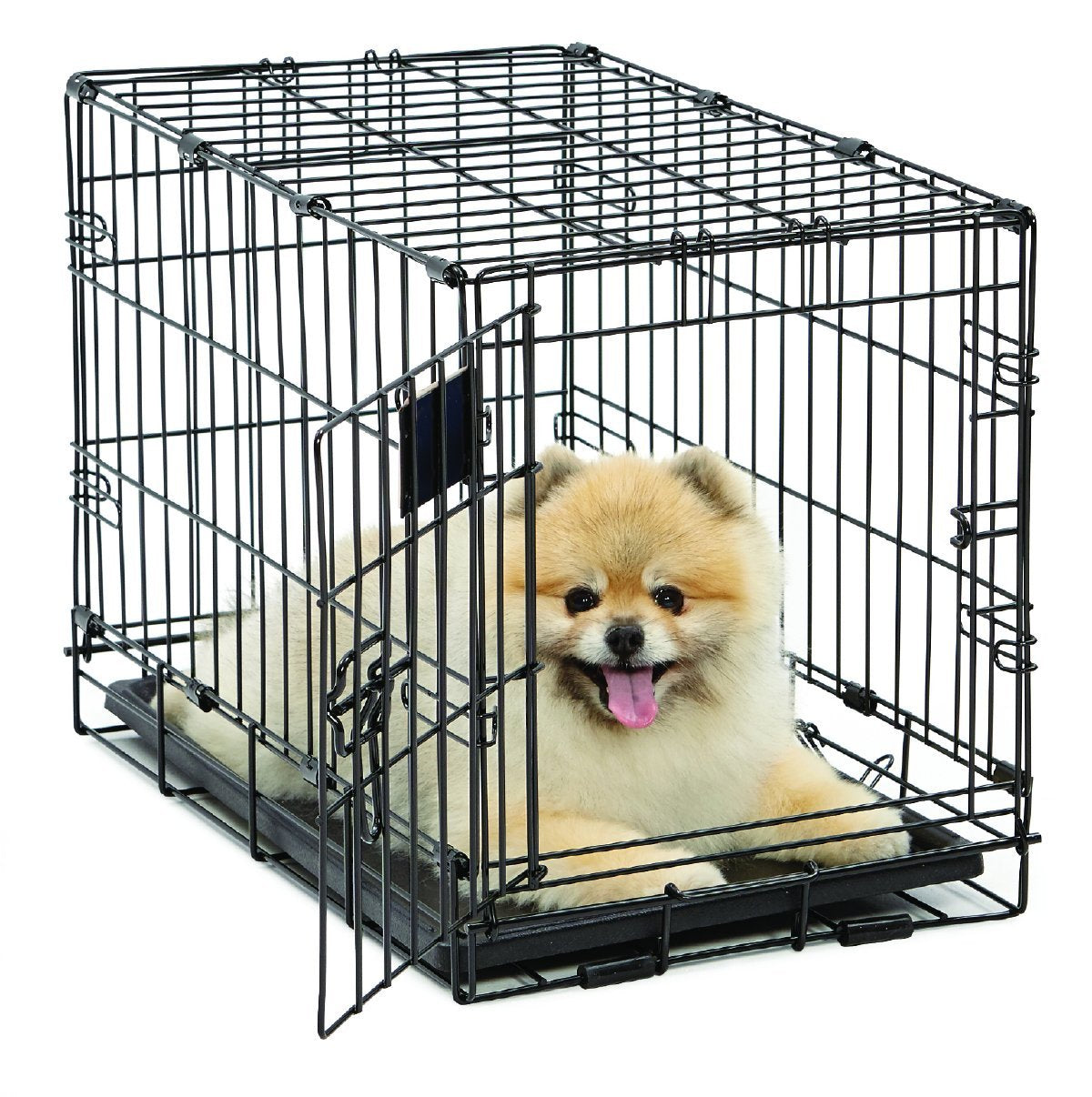 Midwest LS-1622 Life Stages Single Door Dog Crate from Midwest