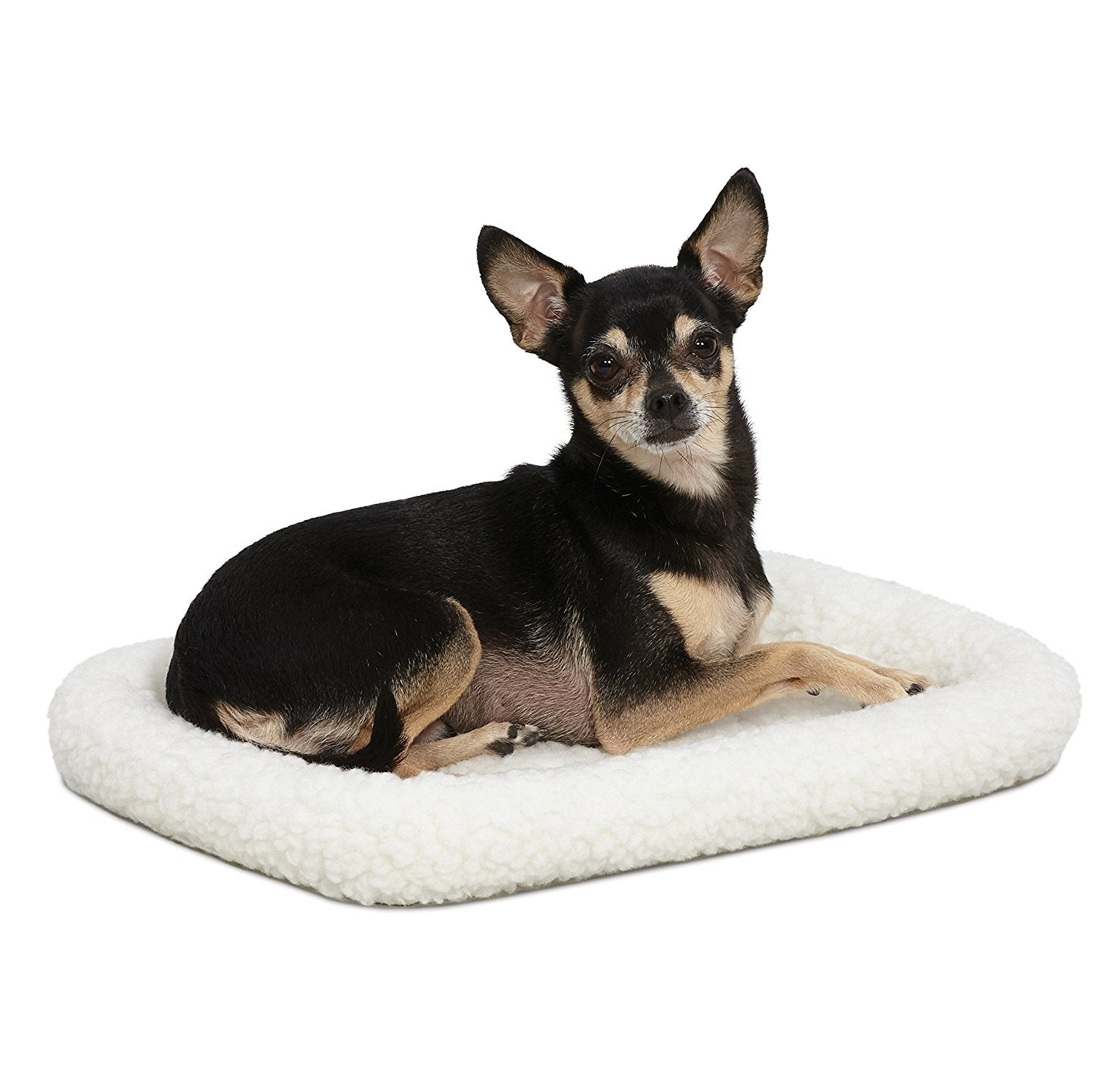 Midwest QT40218 Quiet Time Fleece Dog Crate Bed from Midwest