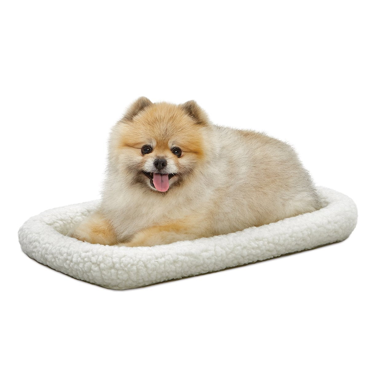 Midwest QT40222 Quiet Time Fleece Dog Crate Bed from Midwest