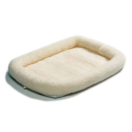 Midwest QT40224 Quiet Time Fleece Dog Crate Bed from Midwest