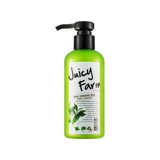 MISSHA - Juicy Farm Body Lotion 200ml (Nice Greentea Shot) from MISSHA