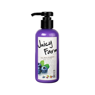 MISSHA - Juicy Farm Body Lotion 200ml (Very Barry Blueberry) from MISSHA