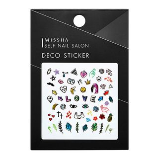 MISSHA - Self Nail Salon Deco Sticker (#6) from MISSHA