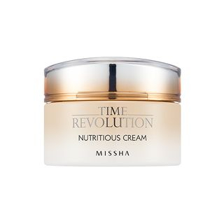 MISSHA - Time Revolution Nutritious Cream 50ml from MISSHA