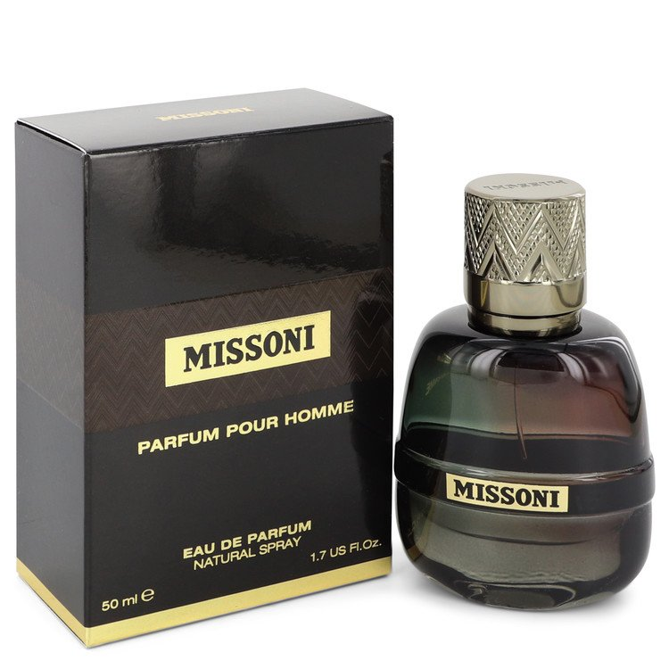 Missoni Cologne by Missoni 1.7 oz EDP Spray for Men from Missoni