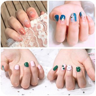 3D Nail Art Stickers (various designs) from Momoi