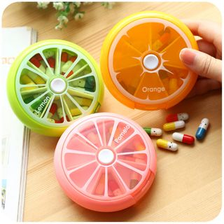 Fruit Shaped Pill Case from Momoi