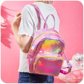 Iridescent Pencil Case / Pouch / Backpack from Momoi